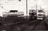 Tram Photo Bolton 66 Blackpool Corporation Tramways Engineering Car Jubilee 761 - Trains