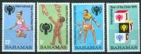 1979 Bahamas Infanzia Childhood Enfance Set MNH** Y4 - Bahamas (1973-...)