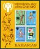 1979 Bahamas Infanzia Childhood Enfance Block MNH** Y3 - Bahamas (1973-...)