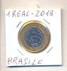 MONETA - 1 REAL  2012 - BRASILE - F,D,C, - LEGGI - Brasile