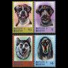 ANTIGUA 2000 - Scott# 2354-7 Dogs Set Of 4 MNH - Antigua And Barbuda (1981-...)