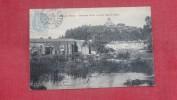 DUN SUR MEUSE DEVERSOIR NORD VUE DE LA JETEE DU CANAL   Ref  1973 - Unclassified