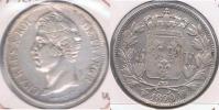 FRANCIA FRANCE 5 FRANCS  CHARLES X 1829 W PLATA SILVER X - J. 5 Francos