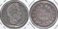 FRANCIA FRANCE 5 FRANCS LOUIS PHILIPPE 1832 H PLATA SILVER X - Francia