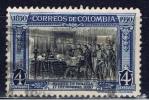 CO+ Kolumbien 1930 Mi 304 Bolivars Tod - Colombia