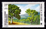 New Caledonia 1974 Air. Landscapes Of The West Coast 22f MNH  SG 535 - New Caledonia