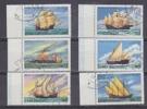 Sao Tome E Principe 1979 Sailing Ships 6v  Used (25095) - Sao Tome En Principe