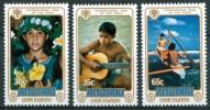 1979 Aitutaki  Infanzia Childhood Enfance Set MNH** Y9 - Aitutaki