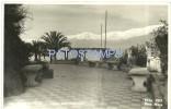 18006 CHILE SANTIAGO CERRO SAN CRISTOBAL TERRACE YEAR 1961 CIRCULATED TO UK POSTAL POSTCARD - Chile