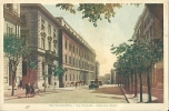 Civitavecchia(Roma)-Via Cencelle  Caserma Genio-1933 - Civitavecchia