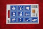 Nederlandse Iconen Dutch Symbols Mill NVPH 3140-3149 (mi )  2014 POSTFRIS / MNH ** NEDERLAND / NIEDERLANDE / NETHERLANDS - Period 2013-... (Willem-Alexander)