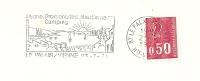 Cover Flamme Meter Le Palais/vienne Peche Promenades Nautique Camping 23/7/1974 - Vakantie & Toerisme