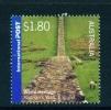 AUSTRALIA  -  2005  Hadrians Wall  $1.80  International Post  Used As Scan - Oblitérés