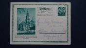 Germany - 1933 - Mi: P248 Used - Postal Stationery - Look Scans - Germany