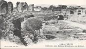 FREJUS - 83 - CPA DOS SIMPLE De L'Intérieur Des Ruines Romaines - Les Arènes - ENCH33 - - Frejus