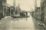 Inondations De Paris : Lot De 10 Cartes - Cartes Postales