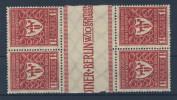 Deutsches Reich Michel No. 199 ZS ** postfrisch