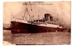 Carte Postale, Bateau, Artagnan, Paquebot Messageres Maritimes, Années 20 - Ferries