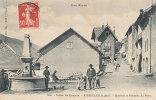 05 // AIGUILLES   QUARTIER ET FONTAINE DU PERRA   386 / ANIMEE  / Vallée Du Queyras - Other Municipalities