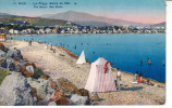 06A052 CPA 06 - 11. NICE LA PLAGE BAINS DE MER    1926 - Niza