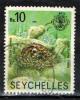 SEYCHELLES - 1991 - GIANT TIGER COWRIE - USATO - Seychelles (1976-...)