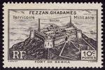 FEZZAN  1946   -  Y&T  28 -  Fort De Sebha   -  NEUF - Fezzan (1943-1951)