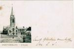 Saint Ghislain, L'Eglise (pk24093) - Saint-Ghislain