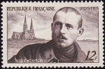 FRANCE  1950  -  Y&T   865    - Peguy  - NEUF* - France