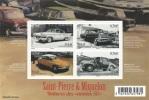 Saint Pierre And Miquelon, Cars Of The Fifties, 2015, MNH VF - St.Pierre & Miquelon