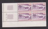 FRANCE / 1973 / Y&T N° 1757 ** : Palais Des Ducs De Bourgogne à Dijon (4 TP En Coin Daté 1973/05/16) - Coins Datés
