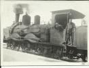 Photo - Bricon - Locomotive N° 478 De La Compagnie Des Chemins De Fer De L´Est - 6 Mai 1937 - Other Municipalities