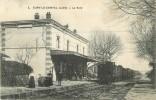 42  Sury Le Comtal  La Gare - Autres Communes
