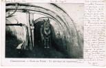 Charbonnage, Dans La Fosse, Un Bouveau De Transport  (pk24102) - Mines