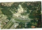 FRA CARTOLINA CANADA AERIAL VIEW OF ST. JOSEPH ORATORY, MONTREAL  VIAGGIATA 1967 VERSO NEW JERSEY STATI UNITI CONDIZIONI - Montreal