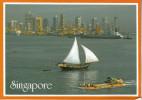MALAISIE - SINGAPORE - Population = 2.6 Million, Comprising Many Races And Cultures - Singapur