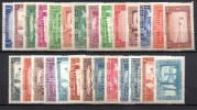 2/ Algérie : N° 101 à 126  Neuf  XX , Cote : 100,00 € , Disperse Trés Grosse Collection ! - Algérie (1924-1962)