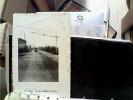 FOTO CON CAMION  SULLA MODENA BOLOGNA FOTO MODERNA CESENA  9,5X6 1950 EY4703 - Luoghi
