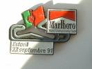 Pin's F1 GP ESTORIL PORTUGAL 91 - MARLBORO - TABAC - F1