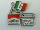 Pin's F1 GP MEXICO MEXIQUE 91 - MARLBORO - TABAC - F1