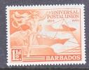 BARBADOS  212  *     U.P.U. - Barbados (...-1966)
