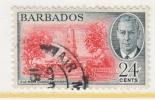 BARBADOS  223   (o) - Barbados (...-1966)