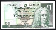 SCOZIA (SCOTLAND) : 1 Pound - 1999 - P360 - UNC - [ 3] Scotland
