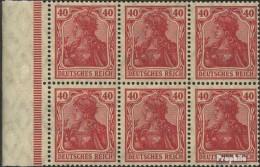 Allemand Empire Hbl28B Neuf Avec Gomme Originale  1920 Allemagne - Duitsland