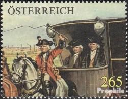 Autriche 2763 (complète.Edition.) Neuf Avec Gomme Originale 2008 Expositions De Timbres - 1945-.... 2nd Republic