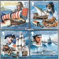Gibraltar 871-874 (complète.Edition.) Neuf Avec Gomme Originale 1999 Marine - Gibilterra