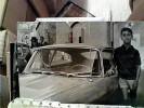 FOTO AUTO CAR SPORT E BAMBINO 14X9 1965 EY4710 - Automobili