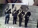 FOTO MILITARI CARABINIERI GRANDE UNIFORME REGGIO EMILIA  1952 14X9 EY4727 - Guerra, Militari