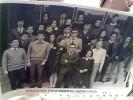 FOTO SCOLARESCA SCUOLA  SCARUFFI REGGIO EMILIA  TECNICO COMMERCIALE 1968  1968 13X9 EY4731 - Persone Anonimi
