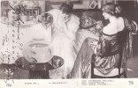 4216.   Salon De 1911 - F. Toussaint - Les Poissons Rouges - The Gold Fishes - Peintures & Tableaux