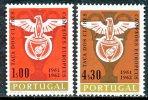 !■■■■■ds■■ Portugal 1963 AF#904-905** Benfica Champion Set (x2507) - 1910-... República